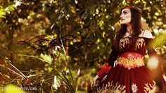 Autumn Woodland Fairy