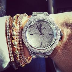 ALREADY PURCHASED! MK arm candy