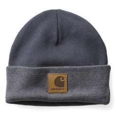 a5783df31ed55 CARHARTT WIP Mason Watch Cap Beanie marlin heather bonnet à revert