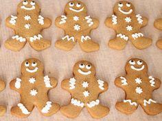 #gluten-free gingerbread cookies #recipe