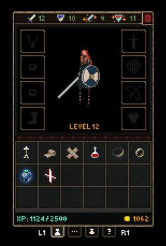 We're redesigning the GUI of Eitr, here's a sneak peak of the new Inventory design.