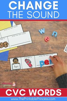 This bundle includes easy to prep activities to help students practice and strengthen their phonemic awareness skills. There are 280 phoneme substitution activity cards included in this bundle. No-prep practice pages are included with each pack to use as homework, assessments, or extra learning centers.