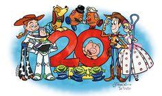 トイ・ストーリー20周年|ディズニー|Disney.jp|