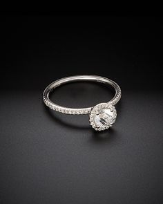 Spotted this Meira T 14K 0.80 ct. tw. Diamond