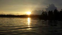 Sunset in TN