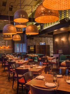 Catch Miami   Top Chef Winner - In the James Hotel - (1545 Collins Ave., Miami Beach)- Make sure to request to sit upstairs... that's where the beautiful decor is.