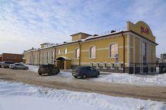 Добрался до Рязани вот их жд вокзал #Рязань #Рязанскаяоласть