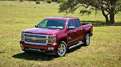 2014 Chevy Silverado High Country Review