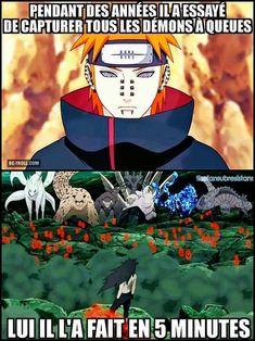 C'est normal dans Naruto... #manga