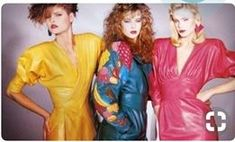 """designerleather: """" Some vintage Jean-Claude Jitrois from the Just acquired the one in the middle, but in pink, The matelasse on this is stunning """" 1990s Fashion Trends, 2000s Fashion, Fashion History, Retro Fashion, Vintage Fashion, Fashion Outfits, Spice Girls, Style Année 90, Retro Mode"""