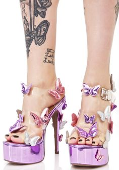 Sugarbaby Butterfly Baby Platforms