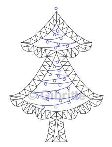 another christmas tree pattern Lace Christmas Tree, Christmas Tree Pattern, Doily Art, Fabric Stiffener, Bobbin Lace Patterns, Lace Heart, Lace Jewelry, Lace Making, Lace Design