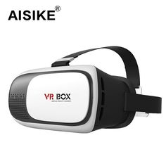 Cardboard VR BOX II 2.0 Version Virtual Reality 3D Glasses Game Movie 3D Glass For iPhone Android Mobile Phone