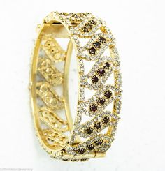 Indian Bollywood Style  HOT SELL Braclet Gold Plated  for Women Ethnic Free size