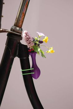 Bike vase fahrradvase fietsvaas shipping from the Netherlands