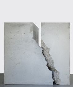 Untitled 2012 concrete 130x 135x90cm http://www.galeriewolff.com/artists/christoph-weber       Christoph Weber was born in Vienna, Austria, in 1974. He studied Fine Arts in Academy of Visual Arts, Leipzig (Prof. Astrid Klein); conceptual art in Akademie der Bildenden Künste, Vienna (Prof. Renée Green) and sculpture in Kunstakademie Düsseldorf, (Prof. Georg Herold). He lives in Vienna and in Berlin.