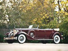 1933 Packard Custom Twelve Sport Phaeton by Dietrich Volkswagen Phaeton, Alfa Romeo Cars, Audi A8, Vintage Toys, Antique Cars, Automobile, Transportation, Wheels, Trucks