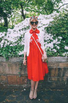 Barefoot Blonde Amber Fillerup wearing Vivetta