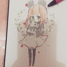 Got a lot of panda related art request so he ya gaw