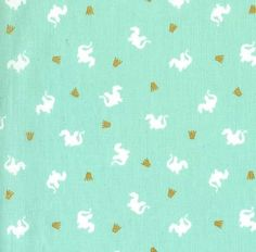 Magic by Sarah Jane for Michael Miller - Baby Dragon with Cotton Metallic - Navy - MD 7197 - Fat Quarter - FQ - Cotton Quilt Fabric 716 Tissu Michael Miller, Michael Miller Fabric, Heather Bailey, Dragons Crown, Shops, Modes4u, Kawaii, Coordinating Fabrics, Basic Grey