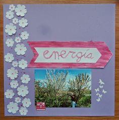 Crafts y más: LO energía