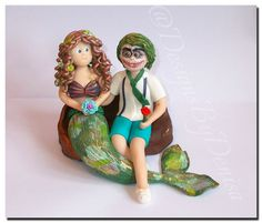 Handmade personalised Bespoke Wedding Cake by DesignsByDenisa