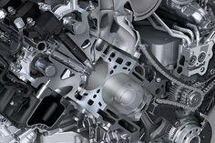 New Panamera V6 Turbo Engine