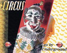 Circus - Go by Underground  1936