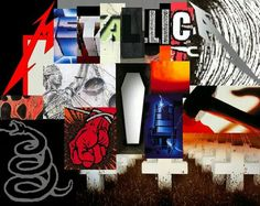 Metallica Album Covers, Metallica Albums, Rock, Classic, Music, Derby, Musica, Musik, Skirt