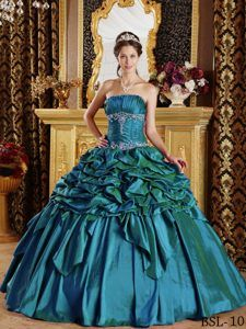 a601d7cb0ad Buy purple ball gown strapless floor length beaded quince dresses in  taffeta from purple quinceanera dresses collection