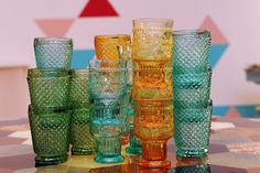 HANDMADE GLASSES FROM PORTUGAL