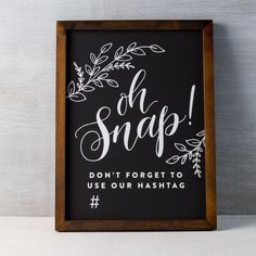 Could totally make this! LOTS OF CHALKBOARD Inexpensive Wedding Favors, Unique Wedding Favors, Wedding Party Favors, Wedding Reception Decorations, Unique Weddings, Rustic Wedding, Boho Wedding, Wedding Flowers, Wedding Invitations