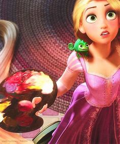 Disney 30 Day Challenge Day 2 ~ Favorite Princess - Rapunzel, I also love Anna! Disney Pixar, Disney Rapunzel, Tangled Rapunzel, Disney Animation, Disney And Dreamworks, Disney Girls, Walt Disney, Disney Art, Disney Icons