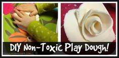 Frugal Mom and Wife: DIY Non-Toxic Play Dough! Craft Tutorials, Craft Projects, Play Dough, Learning Tools, Cool Kids, Frugal, Crafts For Kids, Crafty, Mom