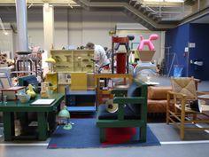 Merzbau selling at Cologne design fair 2010