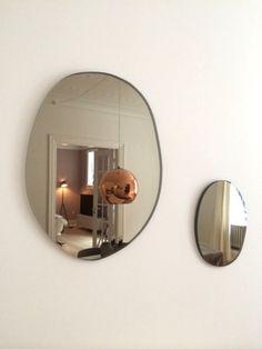 Sabine Marcelis & Brit van Nerven Smoke Offround Mirror