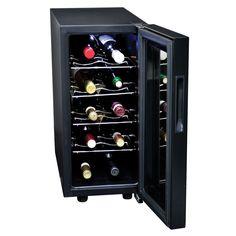 Koolatron KWT10BN 10-bottle Wine Cooler