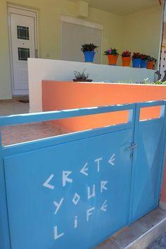 Zapraszamy! Crete, Garage Doors, Studio, Outdoor Decor, Life, Home Decor, Decoration Home, Room Decor, Studios