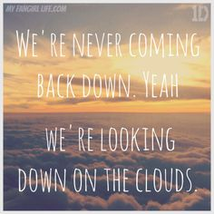 One Direction Four - Clouds