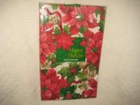 "HOLIDAY TABLECLOTH 60"" RD."
