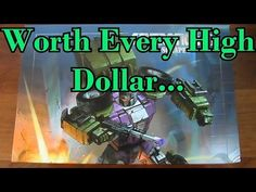 Transformers 3rd Party Generation Toy Scraper Scrapper - YouTube