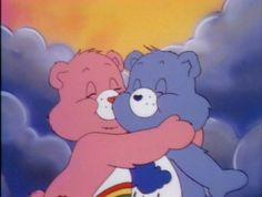 when you aksked me if i like care bears-
