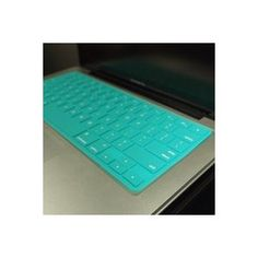 "TopCase® Solid TEAL Keyboard Silicone Cover Skin for Macbook 13"" Unibody / Macbook Pro 13"" 15"" 17"" with or without Retina Display + TOPCASE® Logo Mouse Pad"