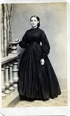CDV, Tax stamped, Hightstown, New Jersey | In the Swan's Shadow
