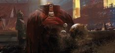 Vladimir Harkonnen by LiXin Yin - ImaginaryArrakis Dune Series, Traditional Paintings, The Dunes, Painting Techniques, Art Forms, Sci Fi, Illustration Art, Darth Vader, Artwork