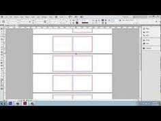 Adobe InDesign CS6 - Interior Design Portfolio - Part 1 - UI and New Document - Brooke