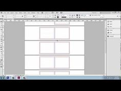 Adobe InDesign CS6 - Interior Design Portfolio - Part 1 - UI and New Document - Brooke