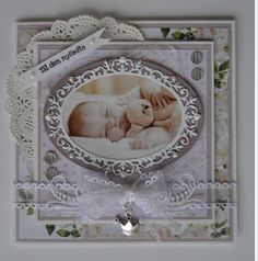 Velkommen inn: Babykort