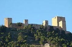 Castillo de Santa Catalina jaen