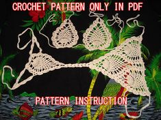 Hey, I found this really awesome Etsy listing at https://www.etsy.com/listing/90735277/crochet-pineapple-bikini-g-string